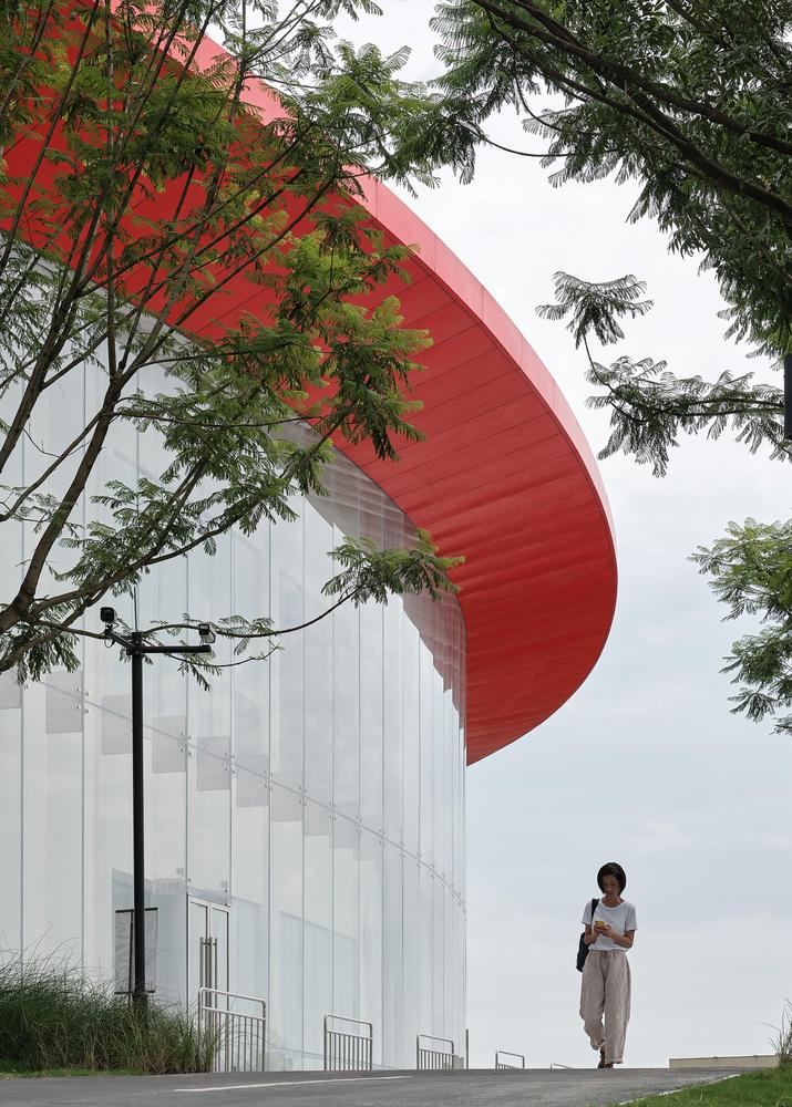 Фото №1 - «Кольцо мудрости»: необычный музей в Чэнду