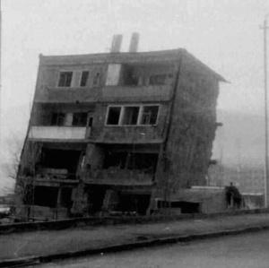 Фото №1 - В Армении вспоминают жертв землетрясения