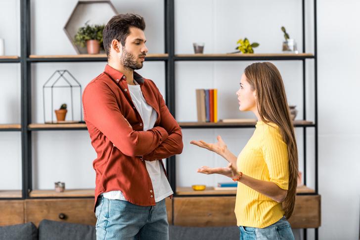 Как избежать ссор в отношениях с парнем, с мужем, психология, примеры