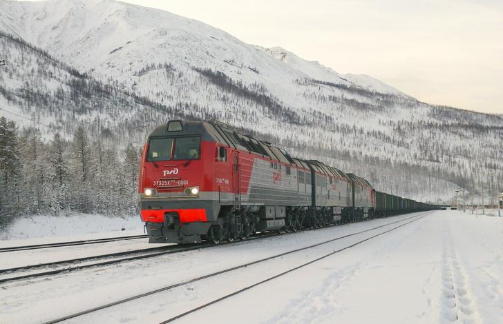 Фото №2 - Под стук колес: 10 самых живописных железнодорожных маршрутов мира