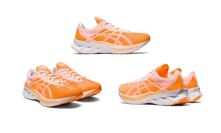 Фото №1 - Новые кроссовки NOVABLAST™ от ASICS— для бега в удовольствие