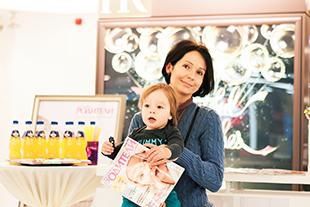 Фото №3 - Журнал «Счастливые родители» пригласил мам на бьюти-девичник с Helena Rubinstein