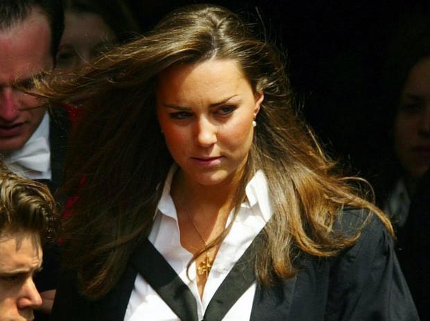 Фото №4 - Пророческая «роль»: зачем Кейт притворялась девушкой принца Уильяма