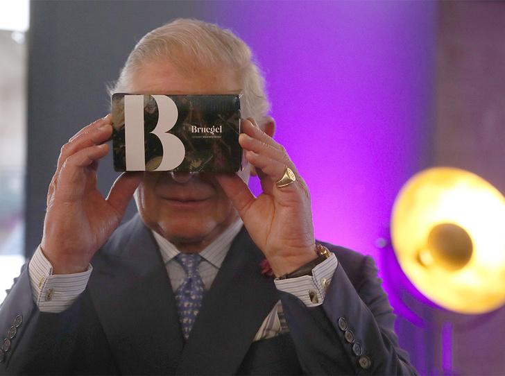 Фото №2 - Принц Чарльз намерен стать звездой YouTube