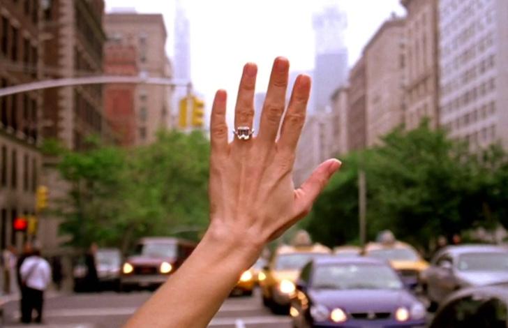 Фото №2 - Цена обручального кольца связана с тем, сколько продлится брак (исследование)