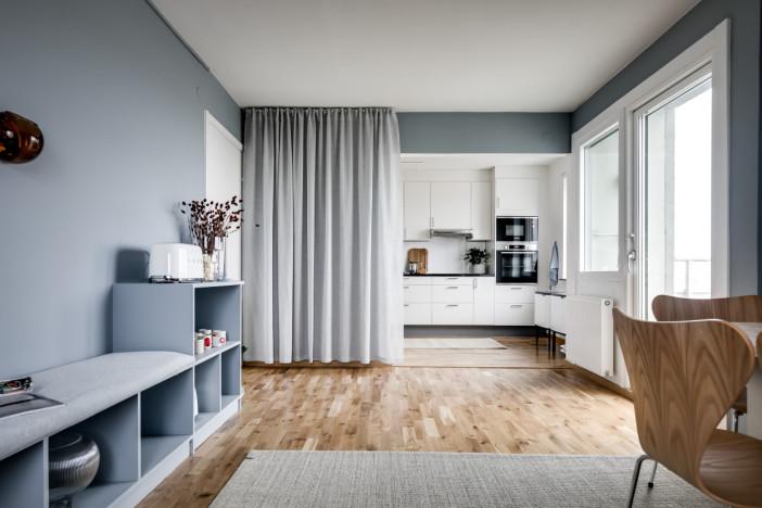 Фото №5 - Коммунальная квартира в Швеции: новая концепция жилья