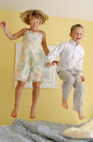 Фото №3 - Правила общежития: одна комната на двоих детей
