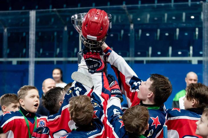 Фото №1 - В Уфе завершился восьмой Международный юношеский хоккейный турнир «КУБОК ŠKODA»