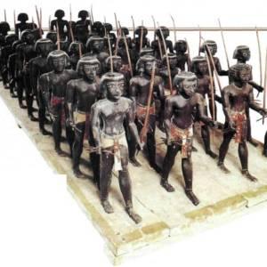 Фото №1 - Обнаружен форт армии фараона