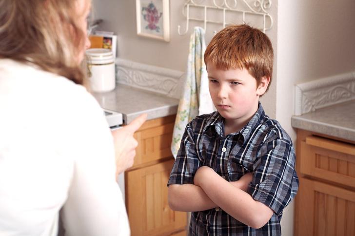 ребенок подражает плохому поведению