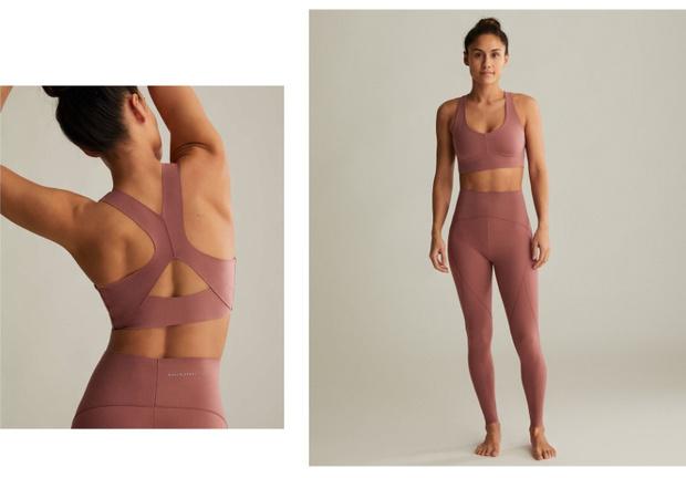 Фото №3 - 5 спортивных комплектов как у модели Фриды Аасен, которые вдохновят вас на занятия спортом