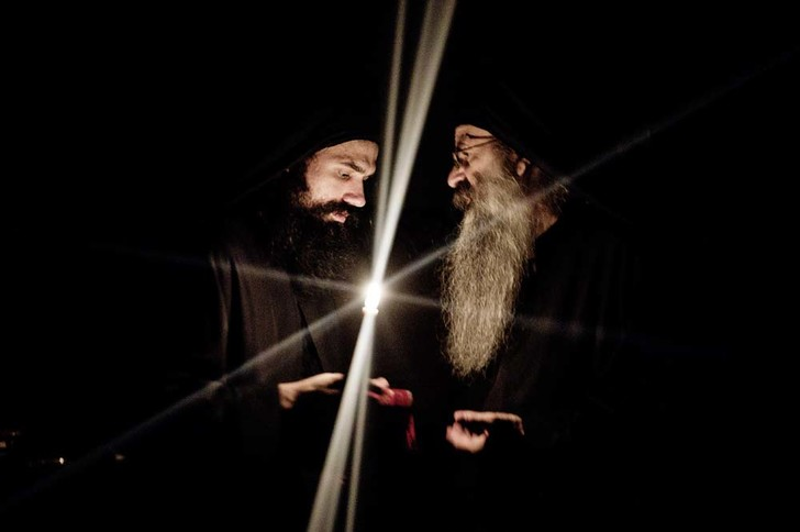 Фото №10 - В чем сила, брат? Путешествие на святую гору Афон