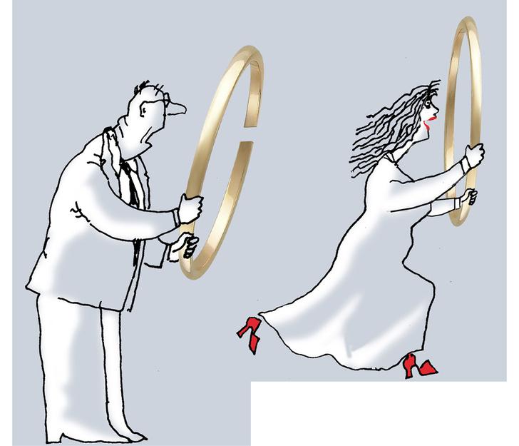 Фото №2 - С кем лучше воровать, болеть и тонуть: кто более надежен— мужчины или женщины?