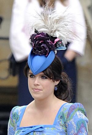Фото №34 - 25 необычных шляп на королевских свадьбах