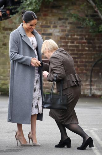 Фото №3 - Герцогиня Меган не прощается с кино (но примеряет новую роль)