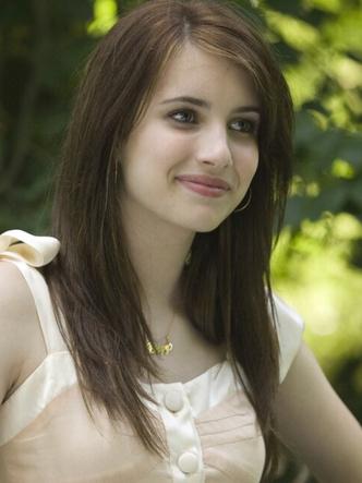 эмма робертс короткая стрижка блондинка рыжая брюнетка шатенка