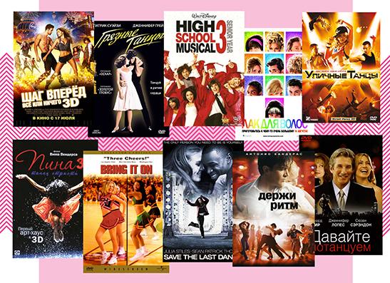 Фото №1 - 10 фильмов про танцы