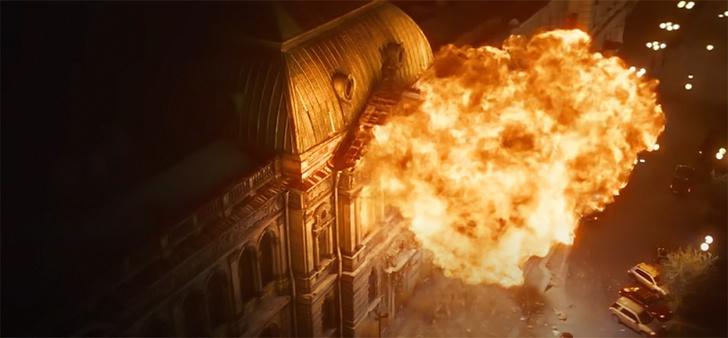 Фото №1 - Финальный трейлер долгожданного русского кинокомикса «Майор Гром: Чумной Доктор»