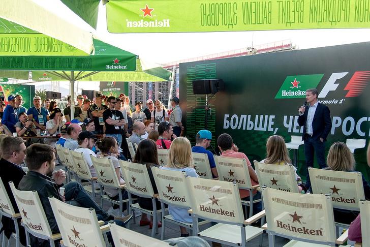 Фото №2 - В Сочи прошла пресс-конференция с гонщиком Дэвидом Култхардом