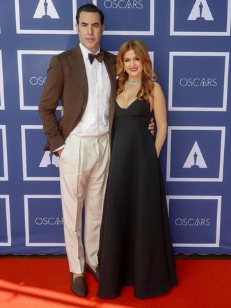 Фото №3 - «Оскар-2021»: самые красивые звездные пары церемонии
