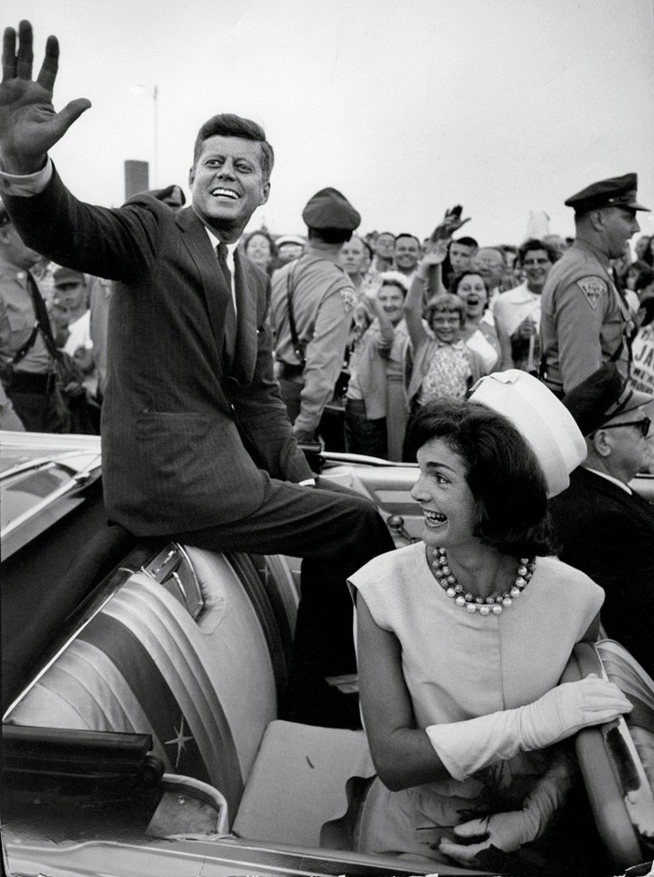 Фото №1 - Как убивали Кеннеди