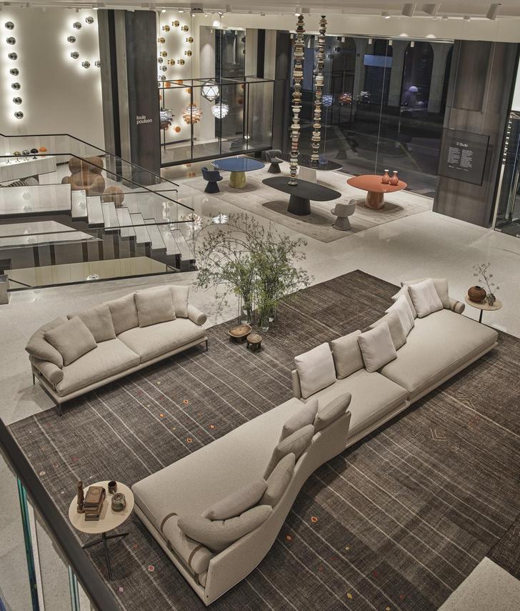 Фото №2 - D Studio: новое креативное пространство Design Holding в Милане