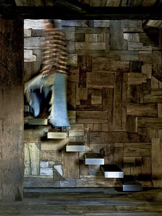 Фото №5 - Уютное деревянное шале в Альпах