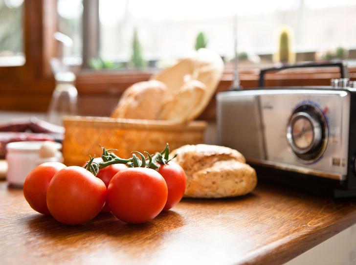 Фото №4 - 8 интерьерных решений, которые помогут придерживаться диеты