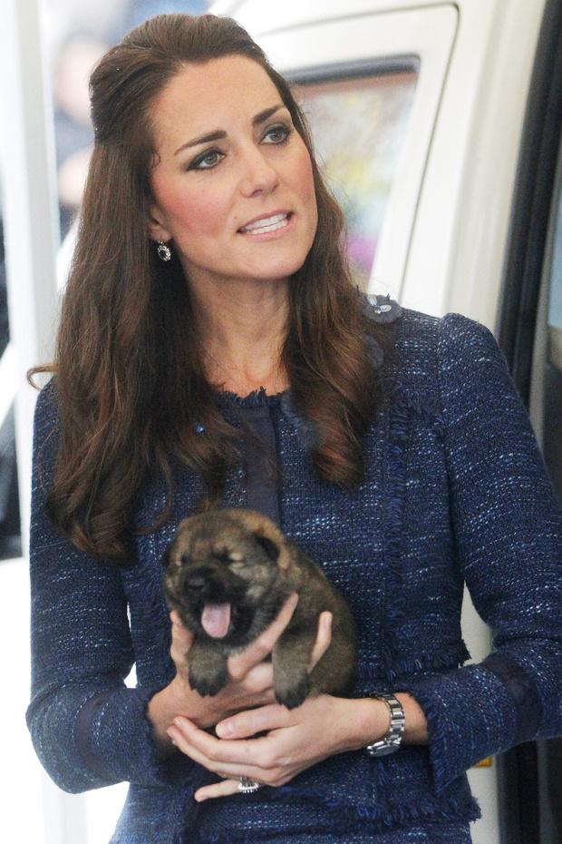 Фото №2 - Неожиданная страсть Кейт Миддлтон, которая запрещена ей по протоколу из-за принцессы Дианы