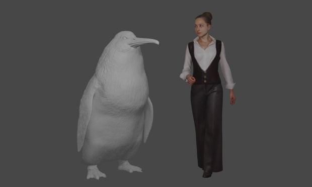 Фото №1 - Найдены останки гигантского ископаемого пингвина