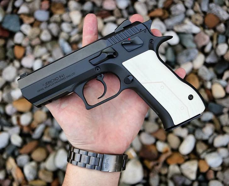 Фото №6 - 7 неожиданных фактов о пистолете Desert Eagle