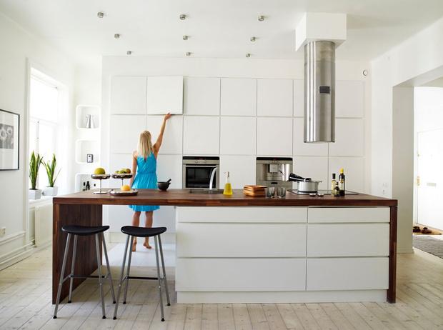 Фото №6 - Как правильно обустроить большую кухню