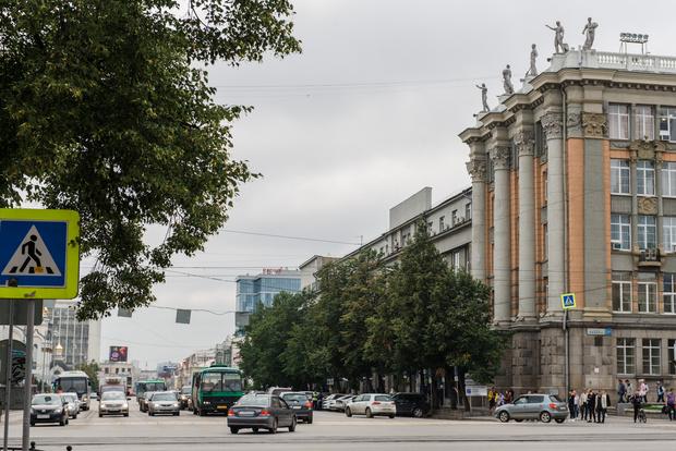 Екатеринбург— город, из которого не хочется уезжать Клоду Бойсену