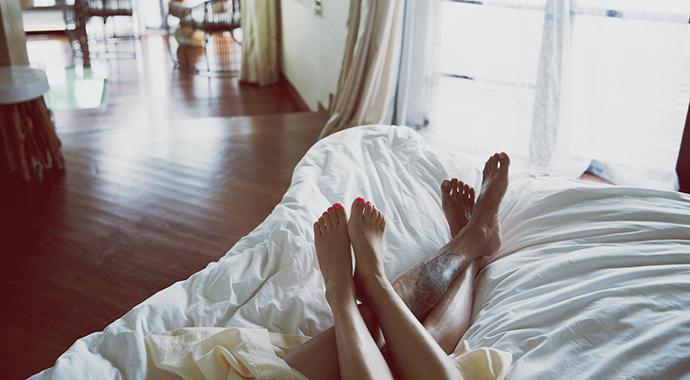 У. Клемент «Хороший секс, несмотря на любовь»
