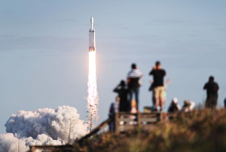 Фото №5 - На ракетной тяге: как SpaceX стала ведущей частной космической компанией