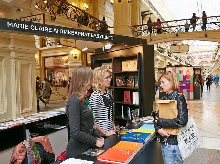Фото №1 - «Антиквариат будущего»: совместный проект Marie Claire и галереи VS unio на фестивале «Красная площадь»