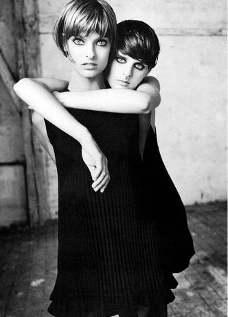 Фото №5 - Муза Лагерфельда и аристократка: какой была супермодель 90-х Стелла Теннант
