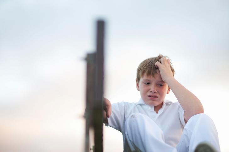 Фото №1 - Как стресс влияет на формирование мозга у детей