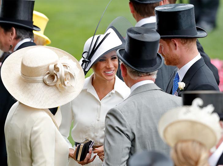 Фото №2 - Насколько герцогиня Меган уже сблизилась с королевской семьей