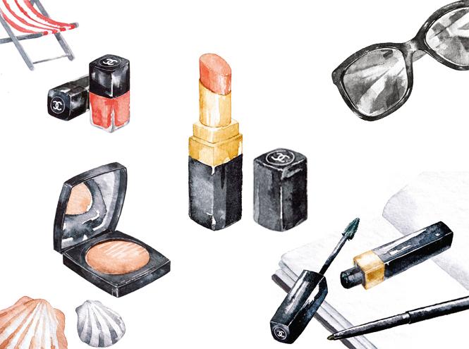 Фото №2 - Les Indispensables de L'Ete: круизная коллекция макияжа Chanel