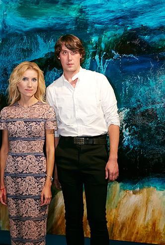 Фото №5 - Выставка Александра Купаляна  «Возвращение к шедевру» в арт-галерее VS unio