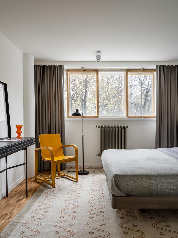 Фото №5 - Сила случая: квартира в доме Наркомфина по проекту Ananiev Interiors