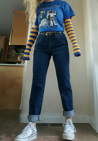 Фото №4 - Как носить модные этой весной вещи в полоску 🌈