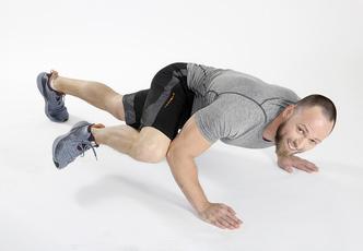 Фото №2 - Как привести себя в форму за два месяца при помощи семи упражнений