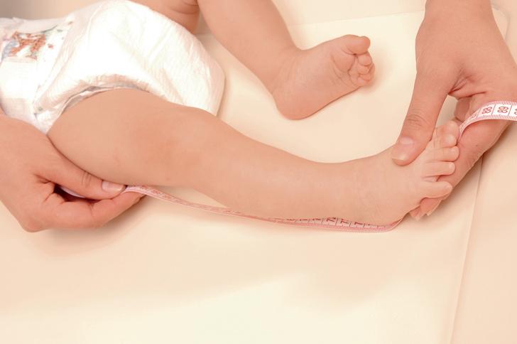 Фото №4 - Как правильно измерить рост младенца: инструкция с фото