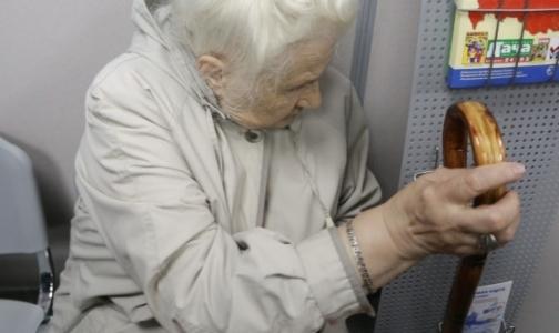 Фото №1 - Ветеран войны пожаловалась на избиение в петербургской поликлинике