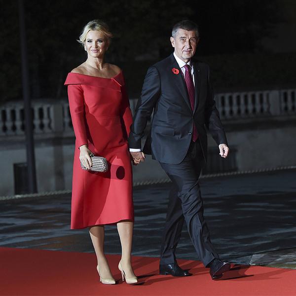 Фото №11 - Боги политического Олимпа: президенты и их жены на званом ужине в Париже