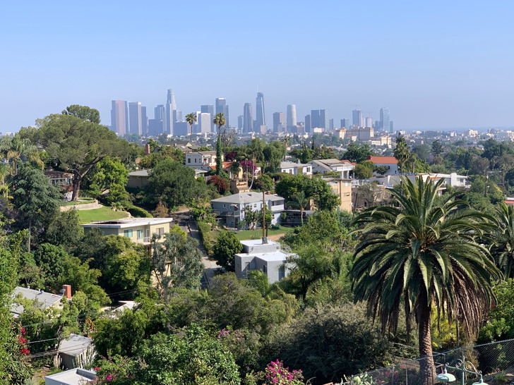 Фото №3 - Грёзовый перевал: 7 достопримечательностей Лос-Анджелеса, связанных с миром кино