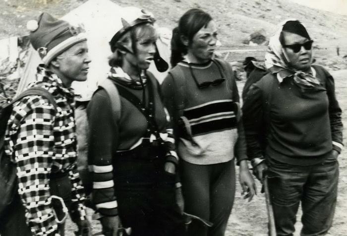 Фото №5 - «Через 15 минут мы все умрем»: трагическая гибель 8 советских альпинисток, или притча о женской гордости?