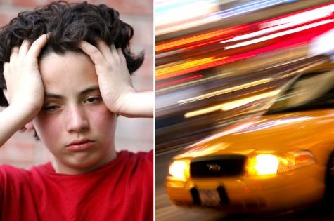 Фото №1 - Средства от укачивания для детей: как помочь, если ребенка тошнит в транспорте